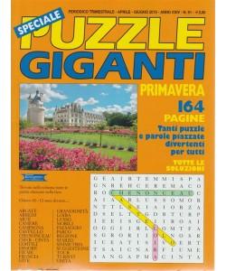 Speciale Puzzle Giganti  primavera n. 91 - periodico trimestrale aprile - giugno 2018