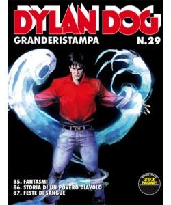Dylan Dog Grande Ristampa - N° 29 - Fantasmi - Storia di un povero diavolo