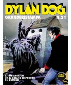 Dylan Dog Grande Ristampa - N° 31 - Metamorfosi - Bonelli Editore