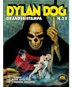 Dylan Dog Grande Ristampa - N° 35 - I demoni - Notte senza fine