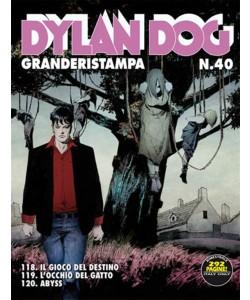 Dylan Dog Grande Ristampa - N° 40 - Il gioco del destino - Bonelli Editore