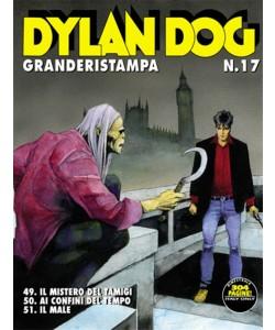 Dylan Dog Grande Ristampa - N° 17 - Ai confini del tempo - Bonelli Editore