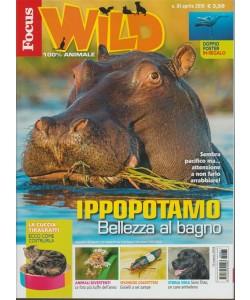 Focus Wild - mensile n. 81 Aprile 2018 - 100% animale