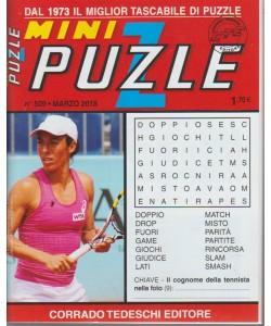 mini puzzle n. 509 - mensile - marzo 2018