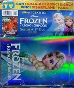 Frozen - Il regno di ghiaccio (DVD Disney)