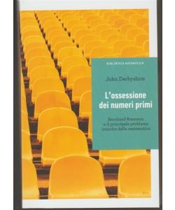 L'ossessione dei numeri primi di John Derbyshire