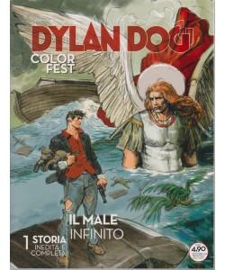 Dylan Dog Color Fest - Il Male Infinito - n. 27 - novembre 2018 - trimestrale -