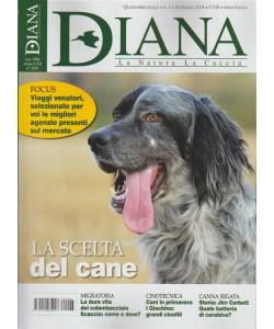 Diana - La Natura  La Caccia n. 6 Quattordicinale 28 marzo 2018
