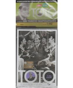 8° DVD  Totò il principe della risata - Un Turco Napoletano