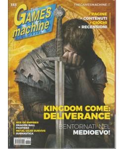 The Games Machine - mensile n. 353 Aprie 2018 Kingdom Come: Deliverance