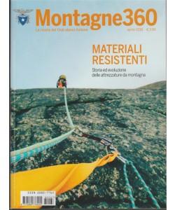 Montagne 360 - mensile n. 67 Aprile 2018 la Rivista del Club Alpino Italiano