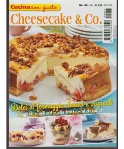 Cucina con Gusto - bimetrale pocket n. 33 Aprile 2018 Cheesecake E Co.