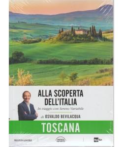 Alla Scoperta Dell'italia - Vol.2 -  Toscana di Osvaldo Bevilacqua. In viaggio con Sereno Variabile