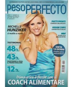 Peso Perfecto - trimestrale n. 42 Aprile 2018 Salute e Immagine