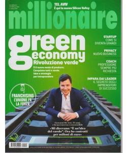 Millionaire - mensile n.2 Febbraio 2018 -Tel Aviv: è qui la nuova Silicon Valley