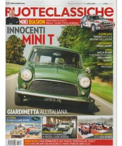 Ruote Classiche-mens. n.352 Aprile2018 Innocenti Mini T:giardinetta all'italiana