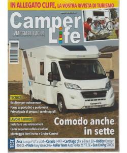 Camperlife - mensile n. 64 Aprile 2018 + CLIFE la rivista del turismo