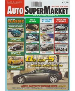 Auto Super Market - mensile n. 4 Aprile 2018