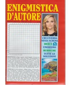Enigmistica D'autore - n. 188 - periodico bimestrale