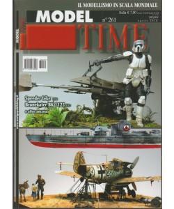 Model Time - mensile n. 261 Aprile 2018