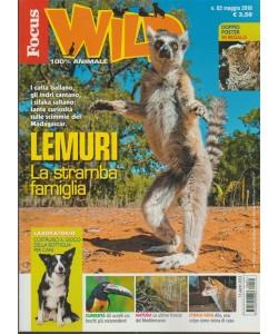 Focus Wild - Mensile n. 82 Maggio 2018 100% animale