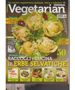 Vegetarian - bimestrale n. 16 Aprile 2018 tutto su veggie burger
