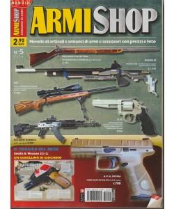Armi Shop - Annunci Di Armi n. 5 - maggio 2018 - mensile