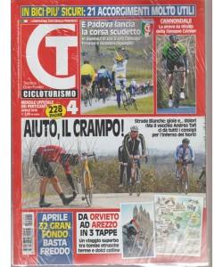 Cicloturismo - n. 4 aprile 2018 -
