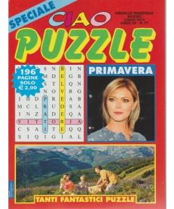 Speciale Ciao Puzzle - n. 77 - periodico trimestrale - maggio - luglio 2018