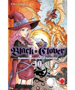 Manga: Black Clover   10 - Purple   23