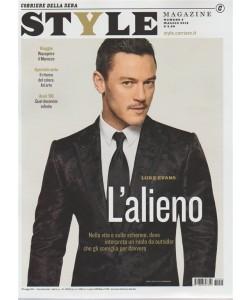 Style Mensile - n. 5 - 5 maggio 2018 - Magazine. Corriere della Sera