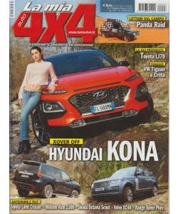 La Mia Auto 4X4 - n. 3 - maggio - giugno 2018 - bimestrale