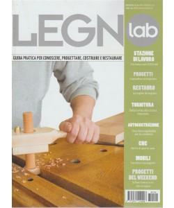 Legno lab n. 104 - bimestrale - aprile/maggio 2018