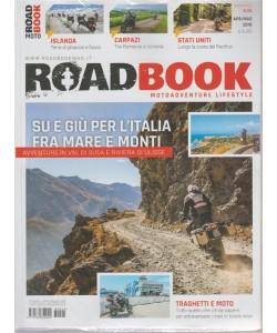 Road Book - Motoadventure Lifestyle n. 5 - aprile/maggio 2018 - bimestrale
