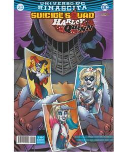 Suicide Squad - Harley Quinn. Universo dc rinascita - quindicinale - n. 20(42) - 21 dicembre 2017