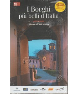 I Borghi più Belli d'Italia - Guida 2018 - Aprile 2018