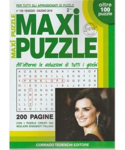 Maxi Puzzle - n. 150 - maggio - giugno 2018 - bimestrale