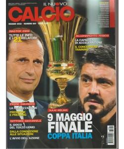 Il Nuovo Calcio - n. 304 - maggio 2018 - mensile