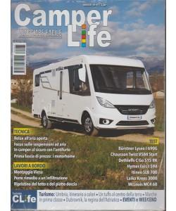 Camperlife - mensile n.65 Maggio 2018 + Turino CLIFE