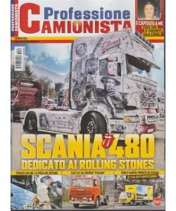 Professione Camionista-mens.n.233 Febbraio 2018 Scania 480 ai Rolling Stones