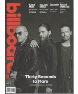 Billboard - n. 5 - aprile 2018 - mensile
