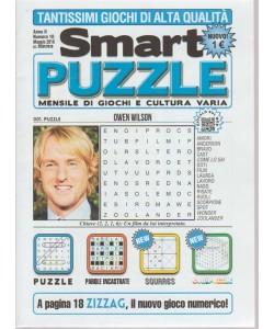 Smart Puzzle - n. 10 - maggio 2018 - mensile di giochi e cultura varia