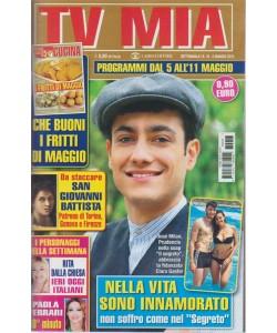 Tv Mia - n. 18 - settimanale - 8 maggio 2018