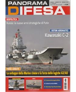 Panorama difesa. n. 374 - mensile - maggio 2018