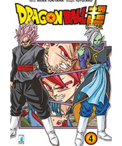 Manga: DRAGON BALL SUPER #4 - Star Comics