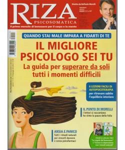 Riza Psicosomatica - Lo Psicologo Sei Tu n. 447 - mensile - maggio 2018