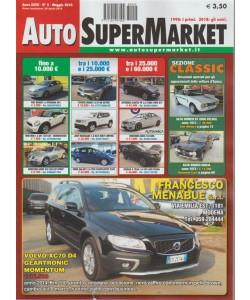 Auto Super Market - n. 5 - maggio 2018 -