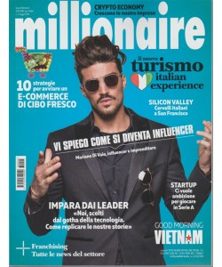 Millionaire - n. 5 - maggio 2018 - mensile