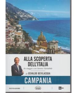 Alla Scoperta Dell'italia - Vol 5 - Campania n. 5 - In viaggio con sereno variabile. 24/4/2018