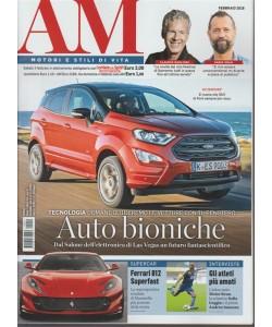 AM motori e stili di vita - Mensile n. 2 Febbraio 2018